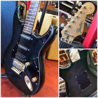 1989-90 Fender Stratocaster STR70 w/ gig bag - $895