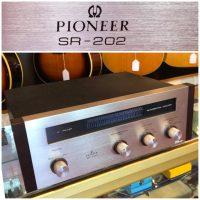 Pioneer SR-202 reverb unit - $95