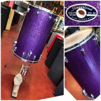 1970-72 Slingerland Cocktail Drum w/ pedal - $395