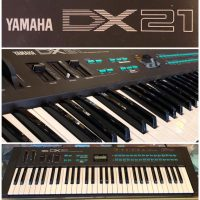 Yamaha DX21 synth - $295