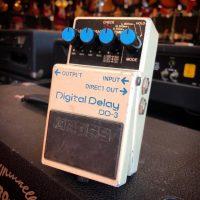 Boss DD-3 Digital Delay - $79.95
