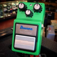 Late 90's Ibanez TS9 Tube Screamer re-issue - $85