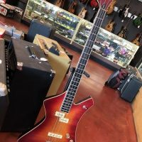 Circa 1980 Washburn B-20 w/ gig bag - $695