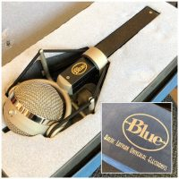 Blue Dragonfly condenser mic w/ box - $499