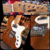 1970's Electra 2270C Blues Rock w/ OHSC - $869