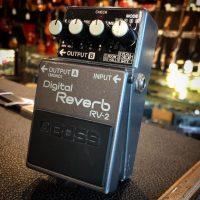 1988 Boss RV-2 Digital Reverb MIJ - $100
