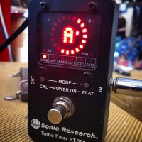 Sonic Research ST-300 Turbo Tuner - $80