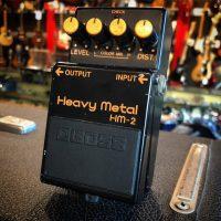 1984 Boss HM-2 Heavy Metal MIJ - $125