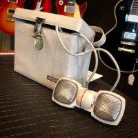 Grundig (Sennheiser) GDSM202 stereo mic w/ case - $149
