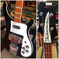 2010 Rickenbacker 4003 w/ OHSC and extra pickguard - $1,595