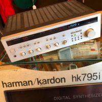 Harman/ Kardon hk795i stereo receiver - $150