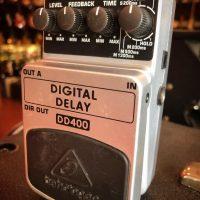 Behringer DD400 Digital Delay - $35