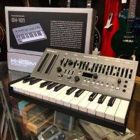 Roland SH-01A synth w/ K25M keyboard unit w/ power supply - $350
