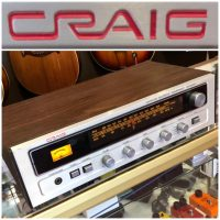 Craig H500 stereo receiver- $95
