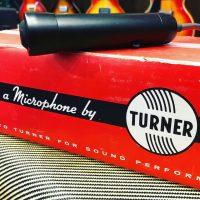Turner 66 Balladier dynamic mic w/ box - $75