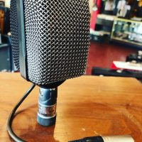 1960's AKG D12 dynamic mic - $649