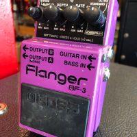 Boss BF-3 Flanger - $60