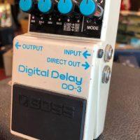 Boss DD-3 Digital Delay - $90