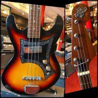 Late 1960's Teisco (Trump) bass - $150