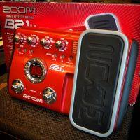Zoom B2.1U Bass multi effects - $50