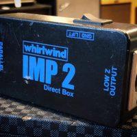 Whirlwind IMP2 direct box - $35