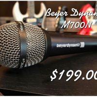 Beyer Dynamic M700N - $199